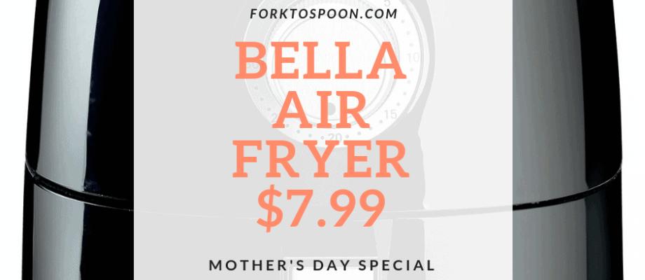 Macy's Black Friday Sale–Kitchen Essentials Air Fryer $7.99