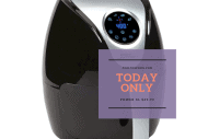 Target Black Friday Deal Alert—Happening NOW!—2.4 Quart Power AirFryer Xl–$49.99