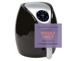 Target Black Friday Deal Alert—Happening NOW!—2.4 Quart Power AirFryer Xl–$49.99