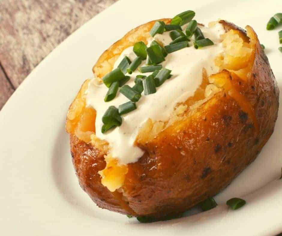 Air Fryer Roasted Potato
