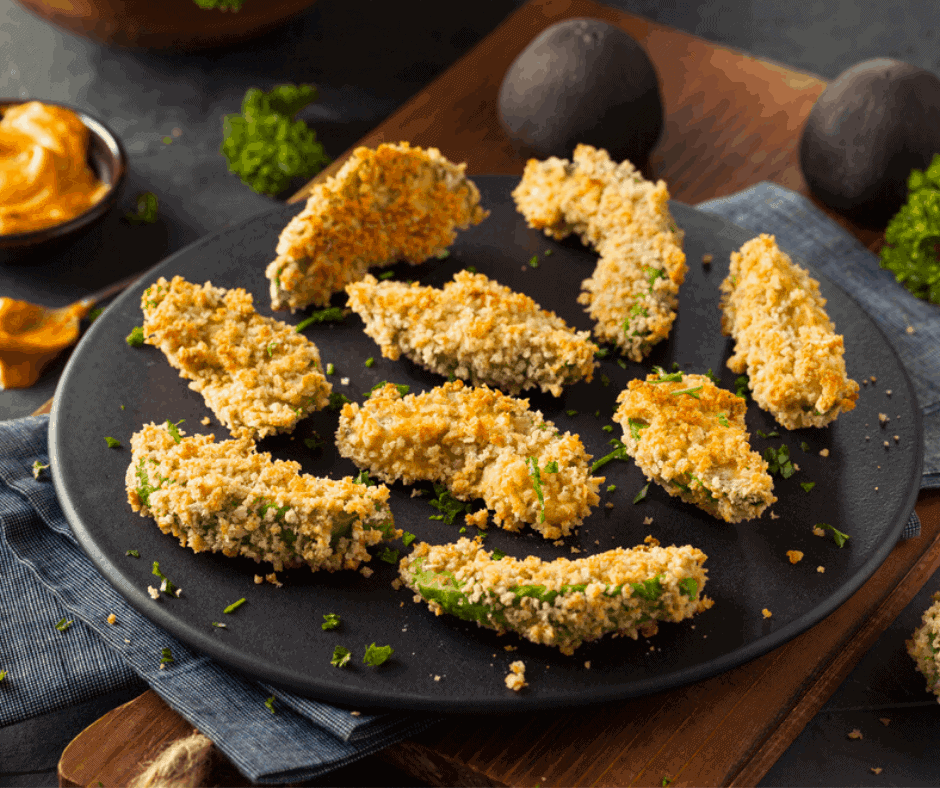 Air Fryer Avocado French Fries
