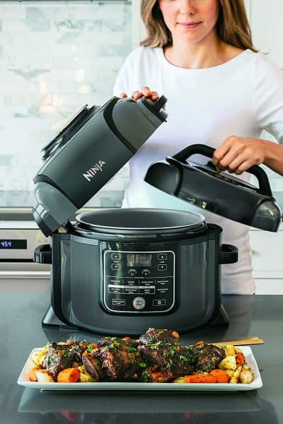 SALE ALERT-NINJA AIR FRYER PRESSURE COOKER COMBINATION-$180.99
