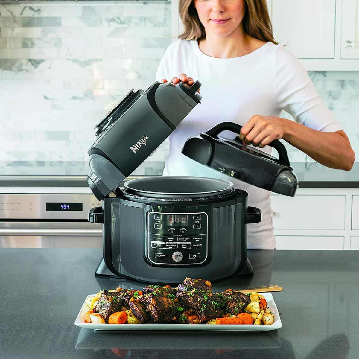 Sale Alert Ninja Air Fryer Pressure Cooker Combination 180 99