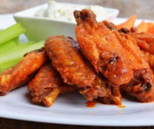 how to Cook Frozen Chicken Wings In The Air Fryer
