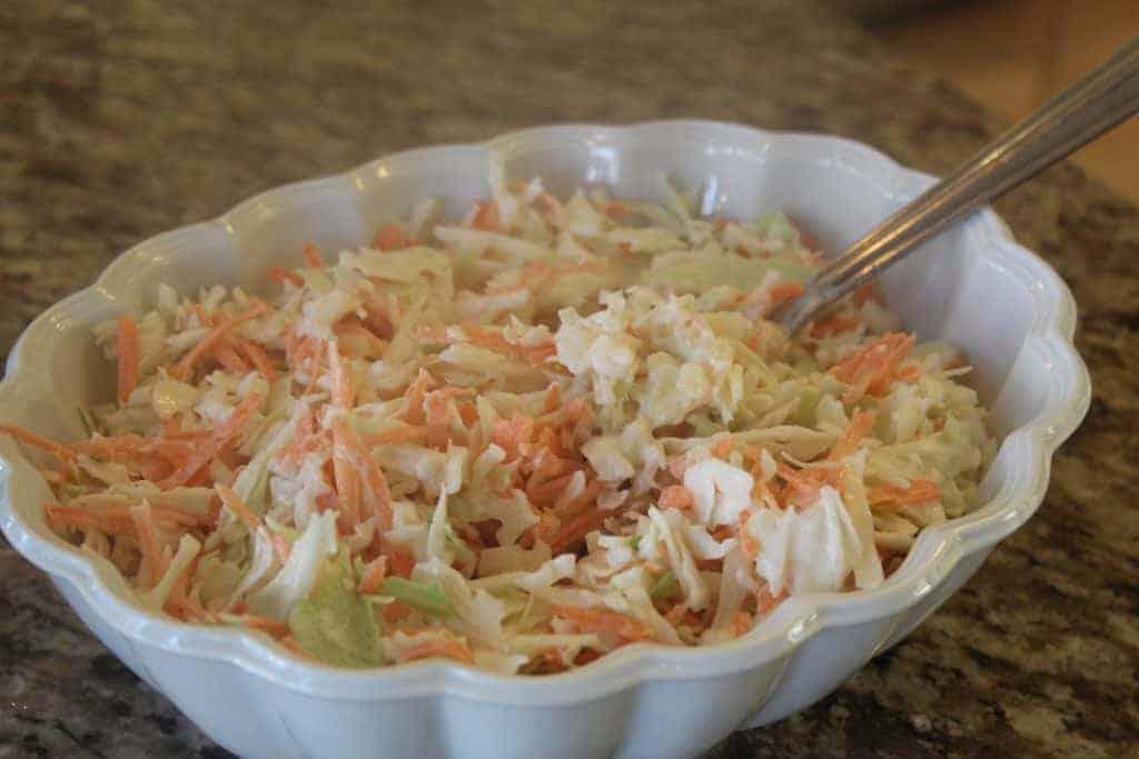 Chick-Fil-A Copycat Coleslaw Recipe