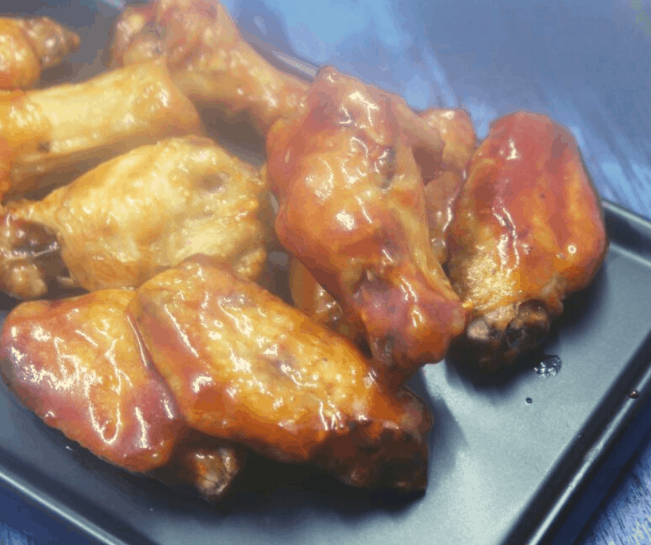 Air Fryer Air Fried How To Cook Frozen Chicken Wings In The Air