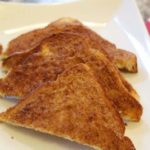 Air Fryer Cinnamon Toast