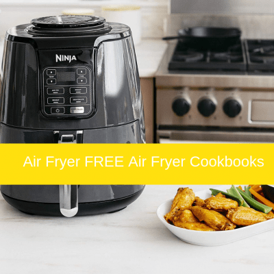 FREE Kindle Air Fryer Cookbooks