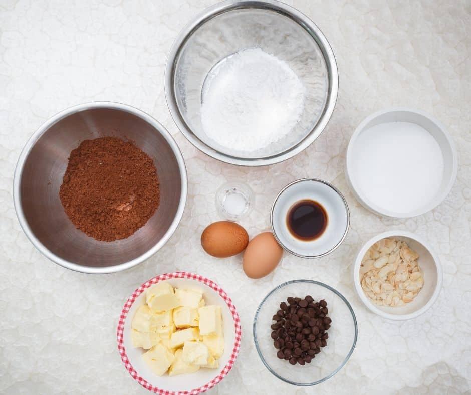 Ingredients In Air Fryer Copycat Starbucks Double Chocolate Brownies