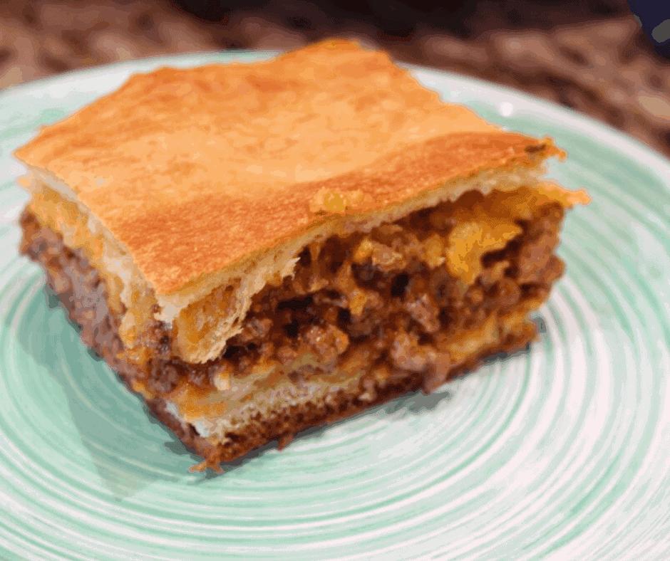 Air Fryer Taco Bake