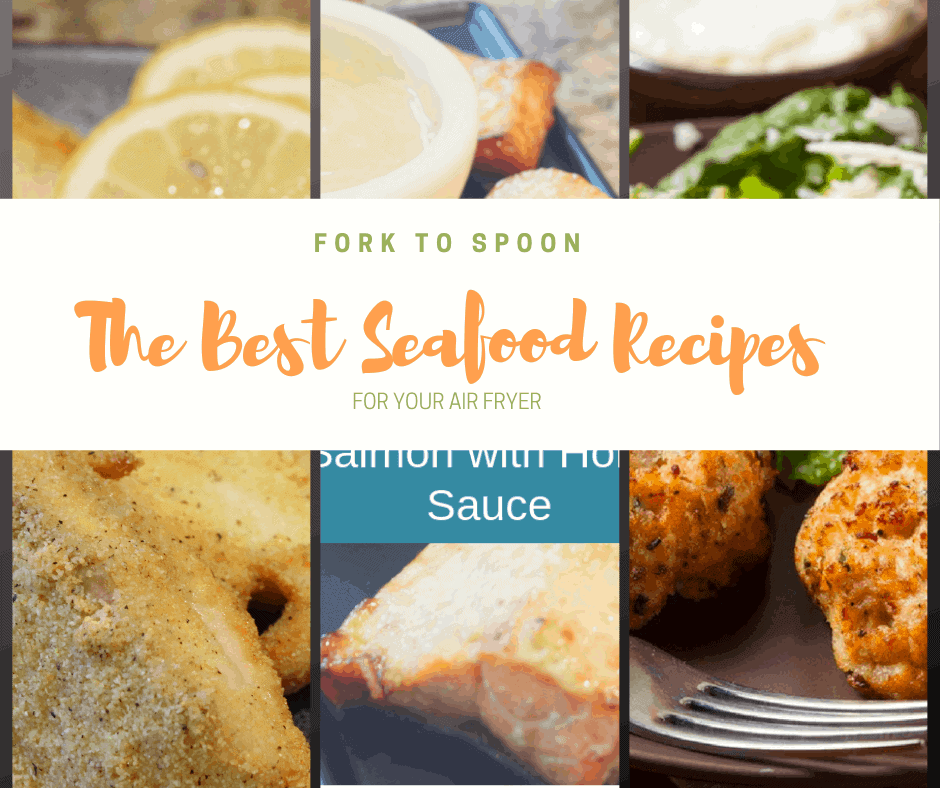 Air Fryer Best Air Fryer Seafood Recipes