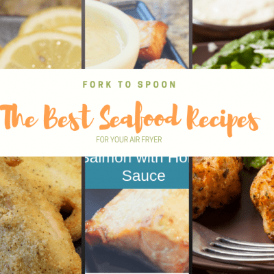 Best Seafood Recipes for Your Air Fryer