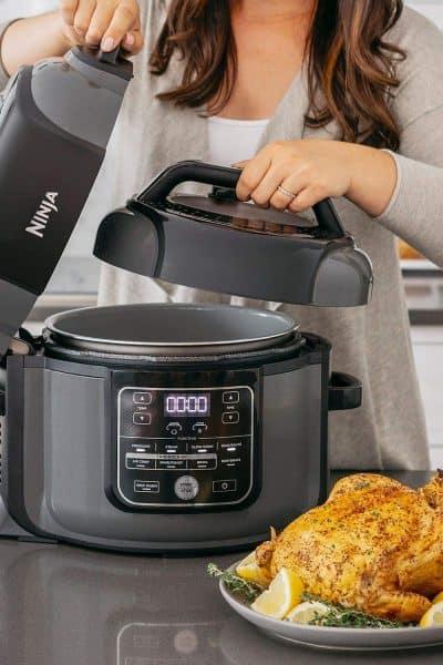 TODAY–Ninja Foodi Pressure Cooker Only $139.99