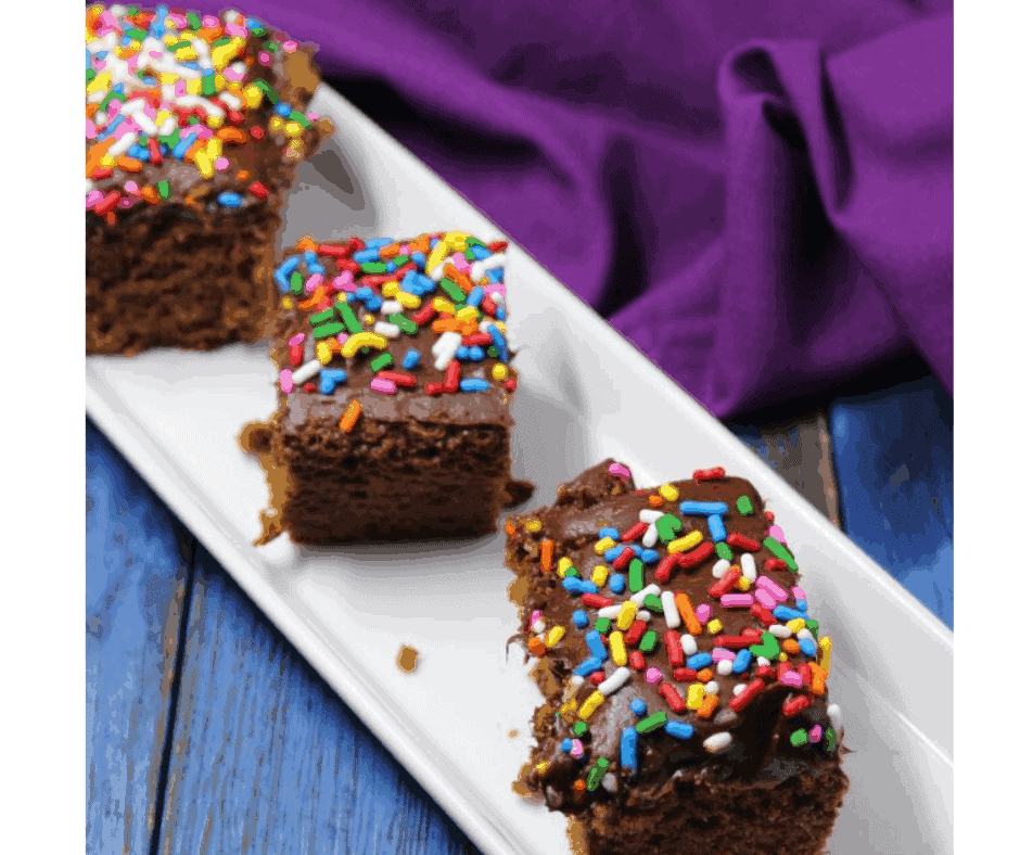 Air Fryer Copycat Little Debbie Cosmic Brownie Recipe