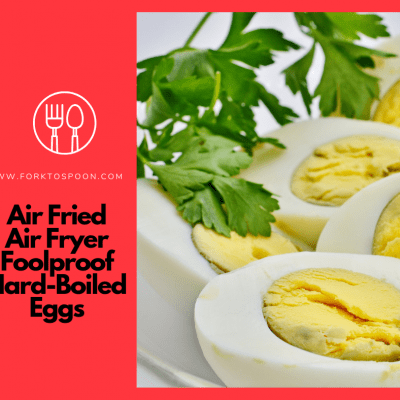 Air Fryer, Air Fried, How To Make Perfect Hard Boiled Eggs In The Air Fryer