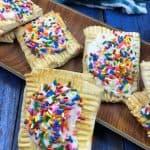 Air Fryer Homemade Pop-Tarts