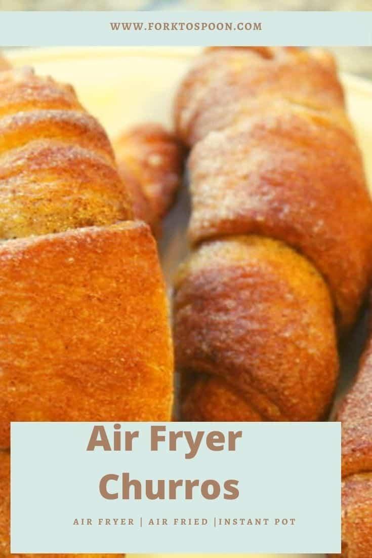 Air Fryer Churros