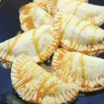 Air Fryer Peach Hand Pies