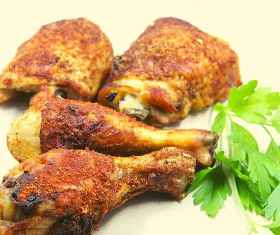 Air Fryer Easy Fried Chicken