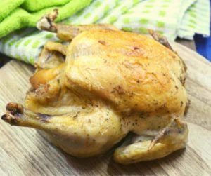 NINJA FOODI ROAST CHICKEN