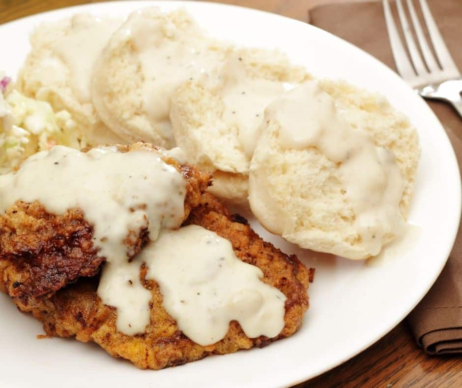 HOW TO COOK FROZEN COUNTRY FRIED STEAK IN THE AIR FRYER