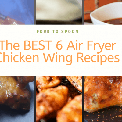 Round Up of the Best Air Fryer Chicken Wings