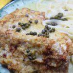 Air Fryer Chicken PIccata