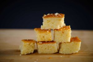 Air Fryer Cowboy Cornbread
