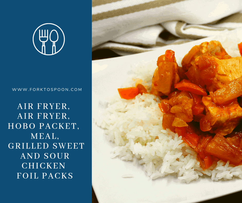 Air Fryer Air Fryer Hobo Packet Meal Grilled Sweet And
