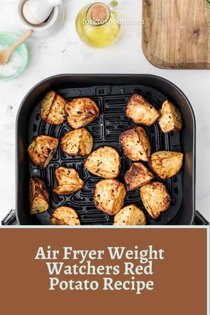 Air Fryer Weight Watchers Red Potato Recipe