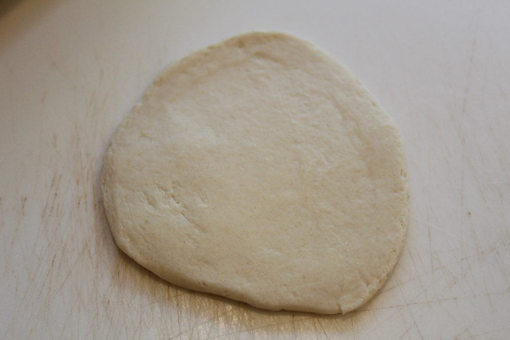 Rolled Biscuit Dough