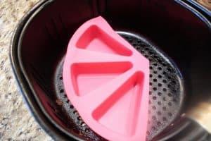 Scone Pan in Air Fryer Basket