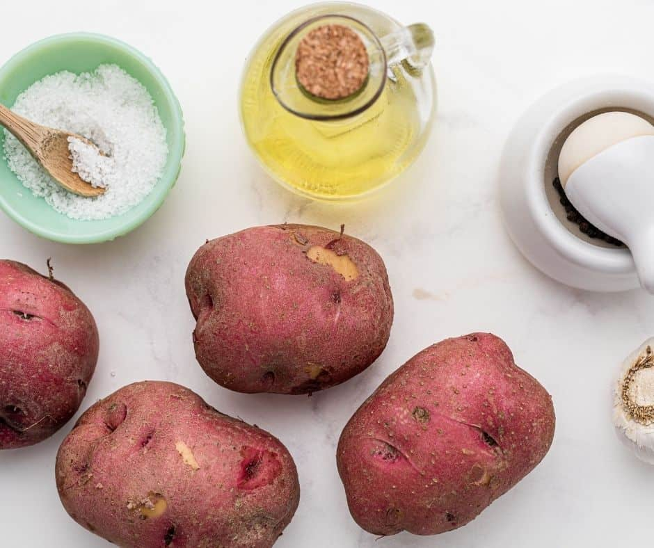 Ingredients For Air Fryer Weight Watchers Red Potato Recipe