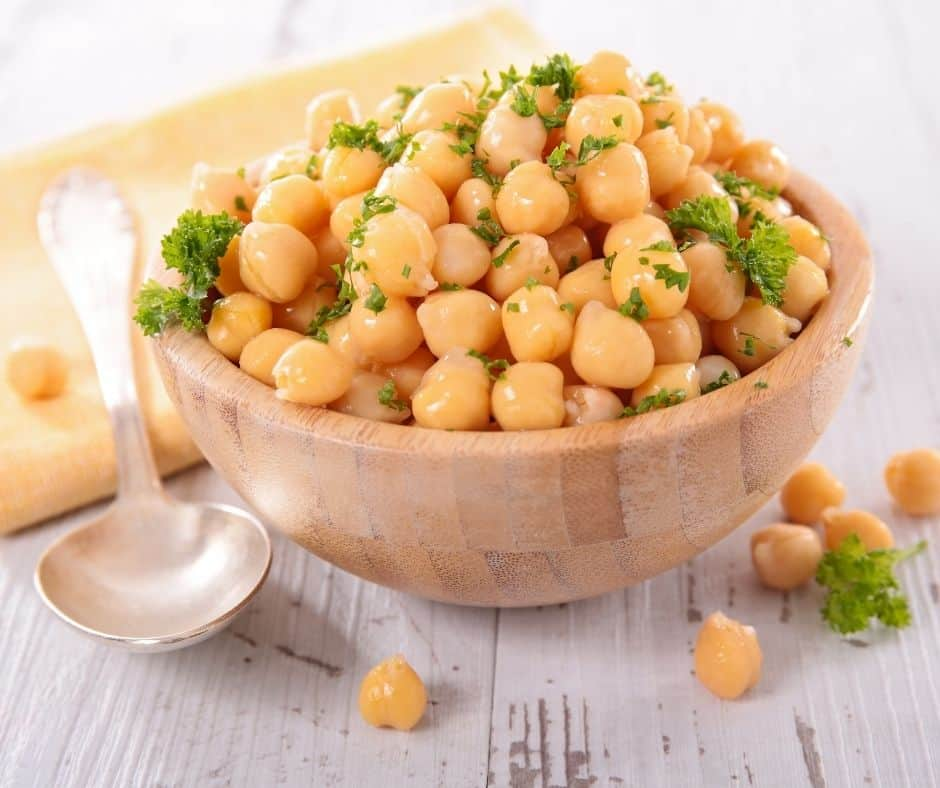Ingredients In Air Fryer Za'atar Spiced Chickpeas