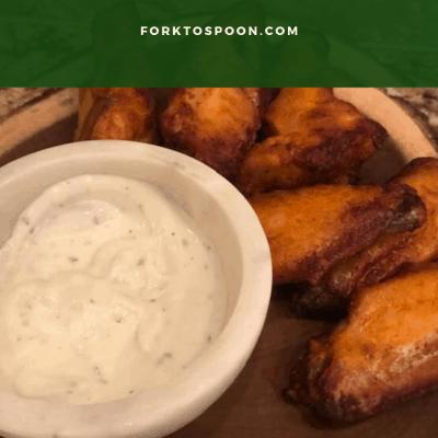 Air Fryer, Air Fried, Instant Pot, Vortex Plus, Buffalo Chicken Wings Recipe