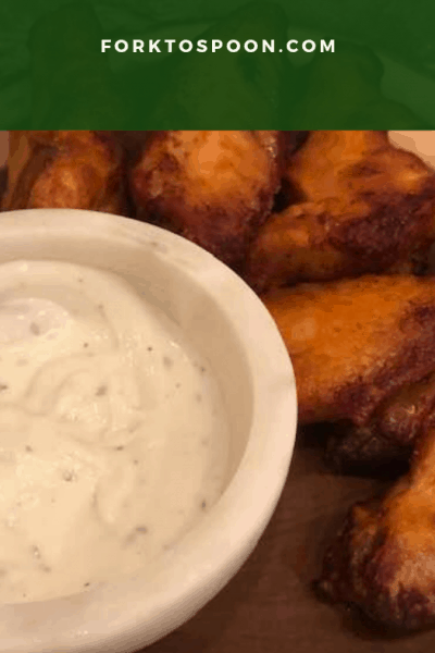 Air Fryer, Air Fried, Instant Pot, Vortex Plus, Buffalo Chicken Wings Recipe