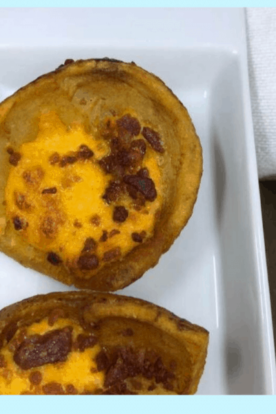 Air Fryer, How To Make Frozen TGIF TGI Friday's Potato Skins In The Air Fryer