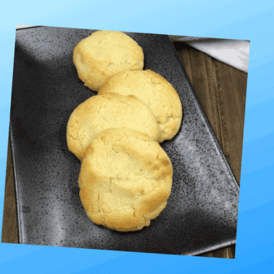 How To Make Betty Crocker Sugar Cookies in the Air Fryer!