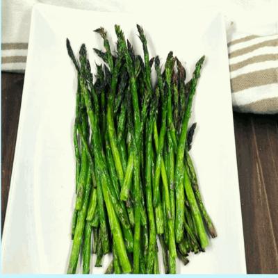 Air Fryer, Grilled Asparagus