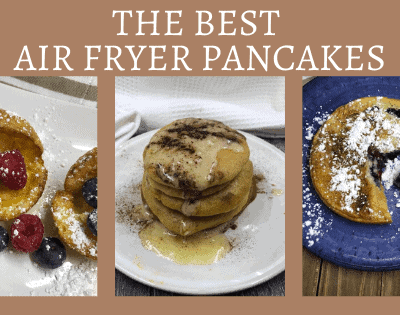 Round-Up Air Fryer Pancakes