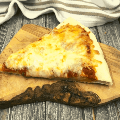 Air Fryer, Cheese Pizza