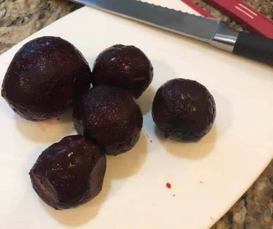 How To Roast Beets In The Air Fryer