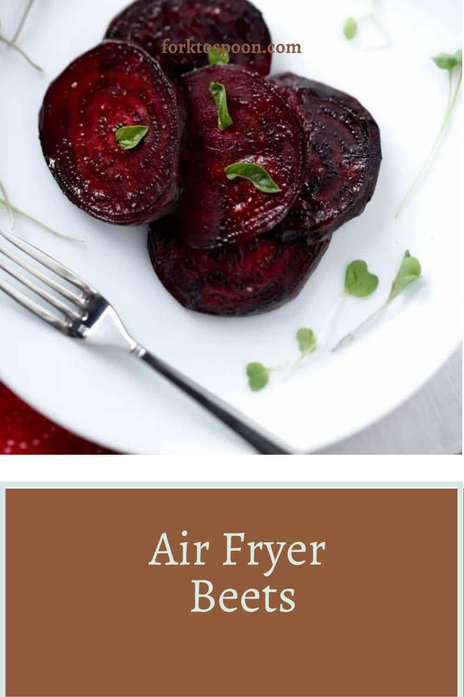 Air Fryer Beets