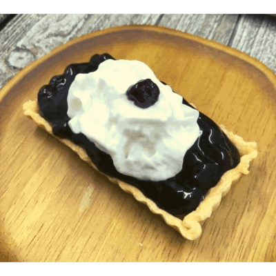 Air Fryer, Easy Blueberry Tarts