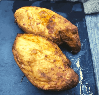Air Fryer, Peruvian Roast Chicken