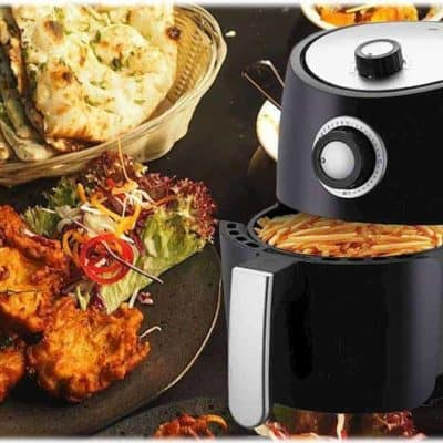 Emerald 2.1-Quart Air Fryer Just $18.99 Shipped at Best Buy