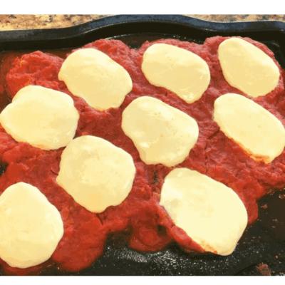 Air Fryer, Healthy Not Fried Sheet-Pan Eggplant Parmesan