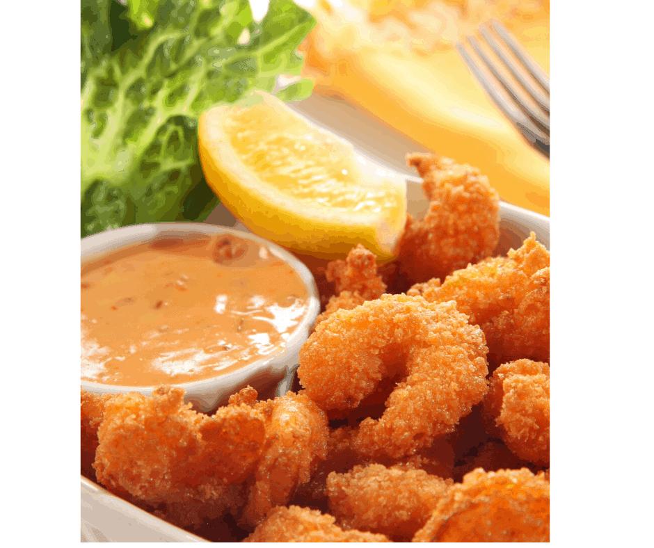Air Fryer, How to Air Fryer Gorton's Popcorn Shrimp