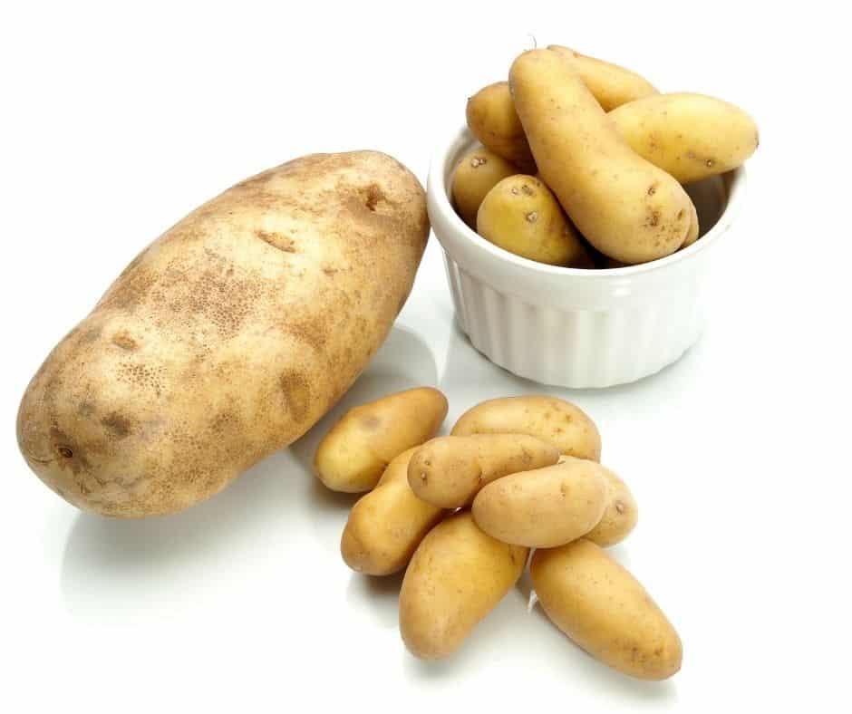 Ingredients In Air Fryer Roasted Fingerling Potatoes