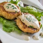 Air Fryer Copycat Legal Seafood Crab Cakes